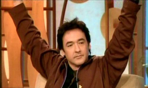 John Cusack wallpaper titled John on Ellen