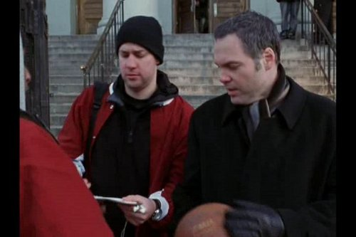 John on Law and Order:CI