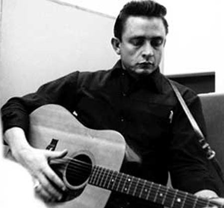 Johnny Cash the Legend - johnny-cash Photo
