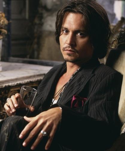 Джонни Депп Обои entitled Johnny Depp