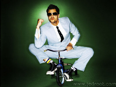 Johnny Knoxville...