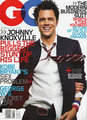 Johnny Knoxville in GQ.
