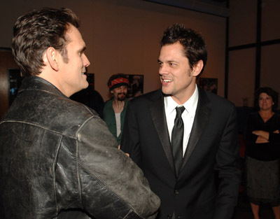 Johnny Knoxville and...