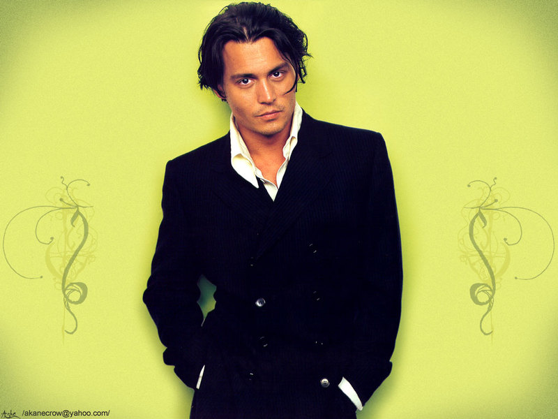 johnny depp wallpaper desktop. Johnny Depp Wallpaper Free.