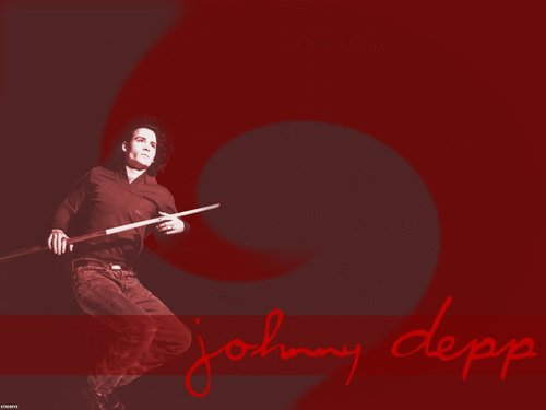 Johnny - johnny-depp Wallpaper