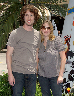 Jon Heder and Wife