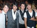 Jonas Bros and Zac Efron - the-jonas-brothers photo
