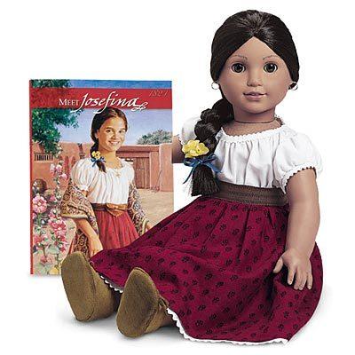 American Girl Dolls wallpaper entitled Josefina