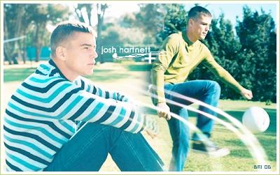 Josh Hartnett achtergrond called Josh