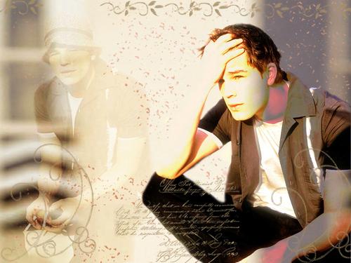 Josh Hartnett achtergrond titled Josh