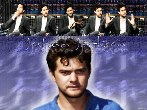 Joshua Jackson wallpaper entitled Joshua