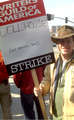 Joss on Strike - joss-whedon photo