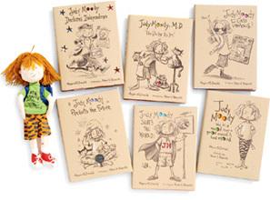 Judy Moody Книги