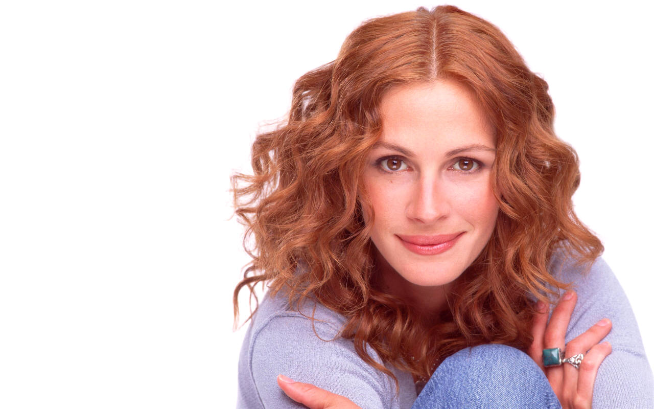 julia roberts smiling face