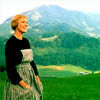 Julie as Maria [TSOM] - julie-andrews Icon