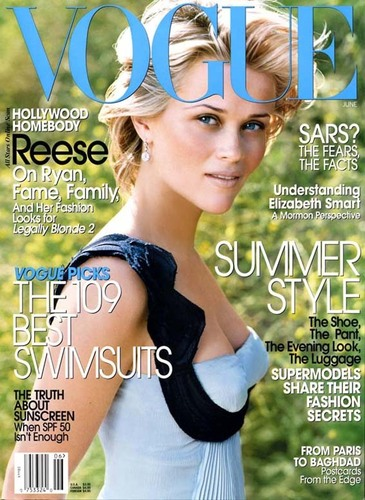 June 2003: Reese Witherspoon