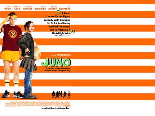 Juno kertas dinding