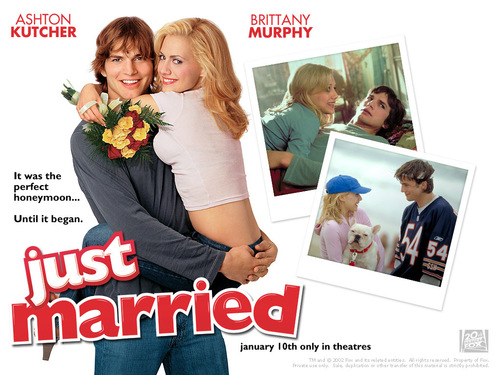 Just Married - just-married Wallpaper