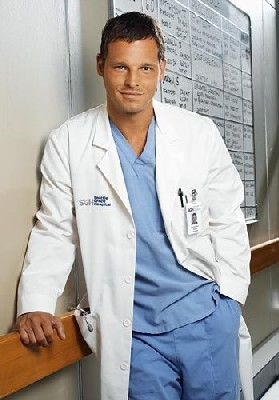 Justin Chambers aka Alex Karev