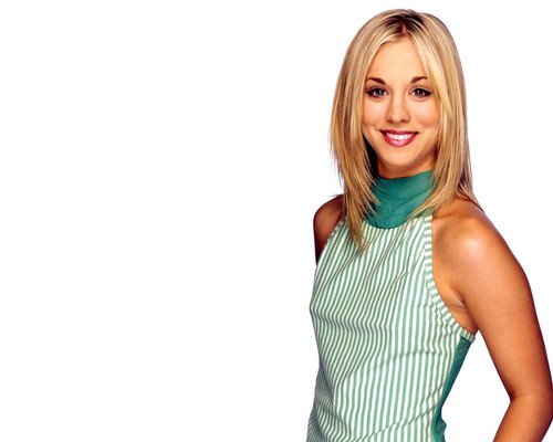 Charmed wallpaper called Kaley Cuoco