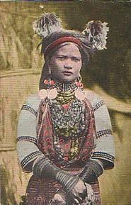 Kalinga gala dress