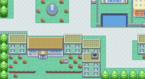 Kanto Towns - pokemon Photo