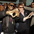 Kanye West and Tom Cruise