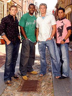 Karamo, MJ, Landon, Willie