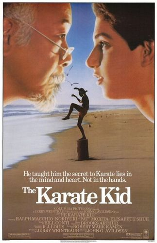The Karate Kid wallpaper called The Karate Kid