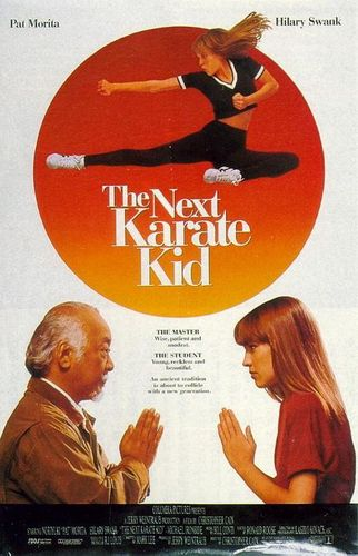 The successivo Karate Kid