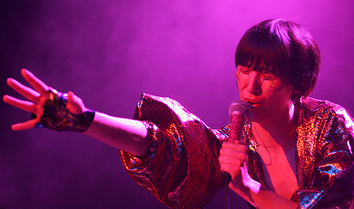 Karen O - yeah-yeah-yeahs Photo