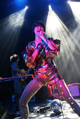 Yeah Yeah Yeahs wallpaper entitled Karen O