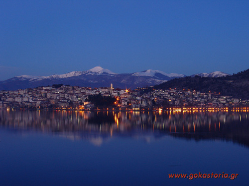 Greece wallpaper entitled Kastoria