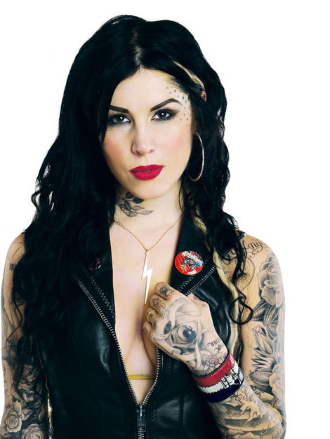 Beauty PR: Kat von D launches new book, line at Sephora and hit TLC show