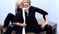 Kate & Jessica Capshaw - gap photo