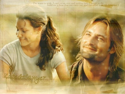 Kate & Sawyer