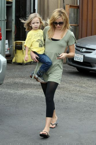Kate & Son Ryder