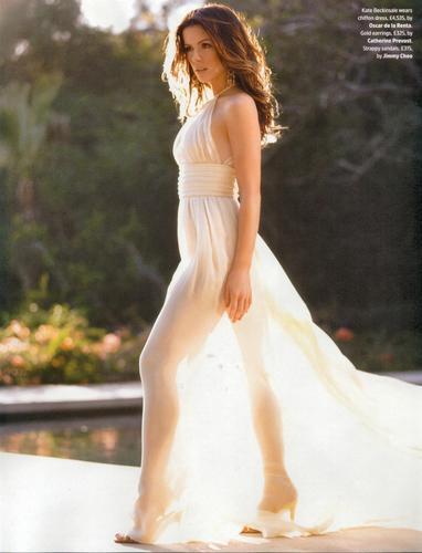 Transparent sun dresses