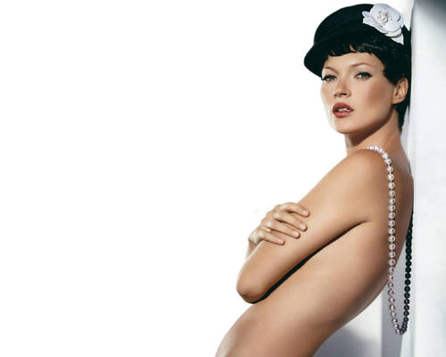 Kate Moss kertas dinding called Kate Moss