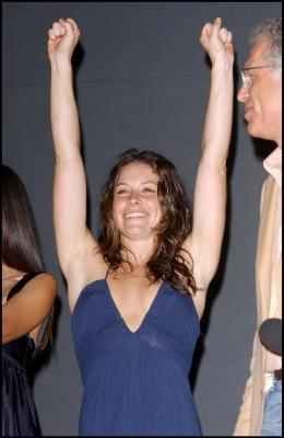 Kate in the Waikiki Premiere