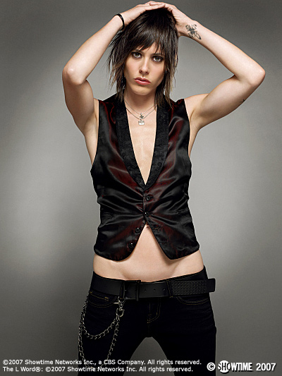 At the moment the most desirable woman for me is Kate Moennig.