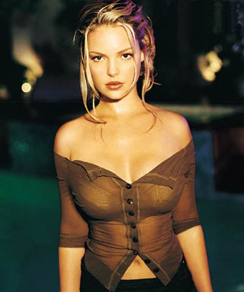 Katherine Heigl - Photo Set