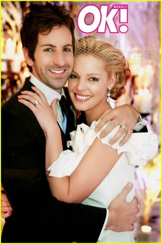 Katherine's Wedding - katherine-heigl Photo