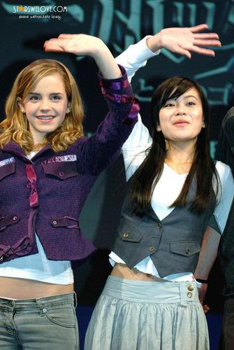 Katie & Emma