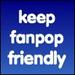 Keep Fanpop Friendly - peace-on-fanpop icon