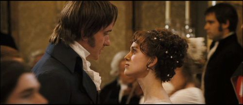 Keira in Pride and Prejudice