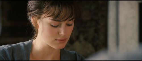Keira Knightley پیپر وال called Keira in Pride and Prejudice