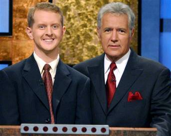 Ken Jennings - jeopardy Photo