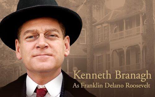 Kenneth as FDR