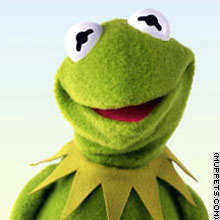 The Muppets wallpaper titled Kermit the Frog